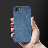 Denim Jeans Texture Cover Case for iPhone 7/8