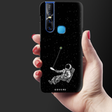 Lost in Space Cover Case for Vivo V15