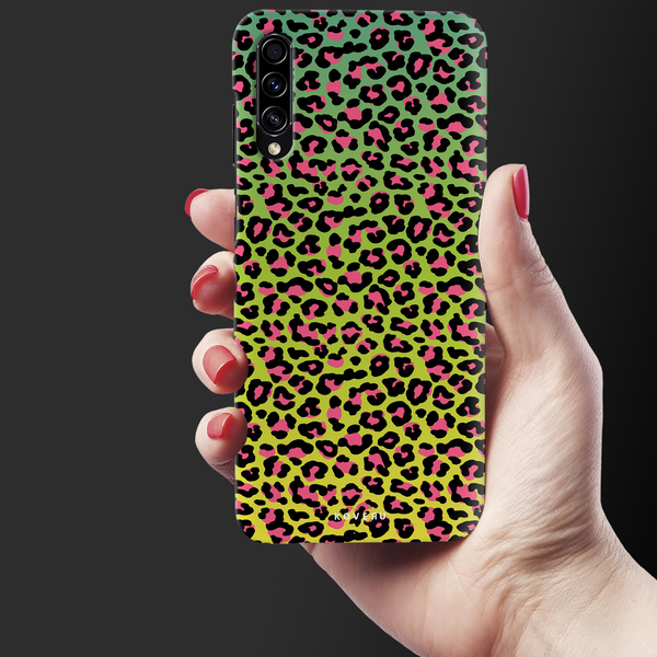 Leopard Skin Cover Case for Samsung Galaxy A70S