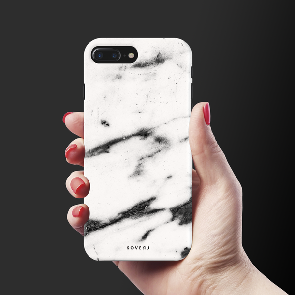 Clouds Marble Cover Case for iPhone 7/8 Plus