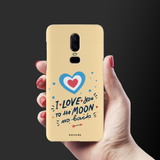 Essence of Heart Cover Case for OnePlus 6