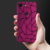 Summer Pink Blossom Cover Case for Google Pixel 3