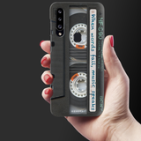 Sony Vintage Cassette Cover Case for Samsung Galaxy A20S