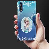 Elsa of Arendelle Cover Case for Vivo Z1X