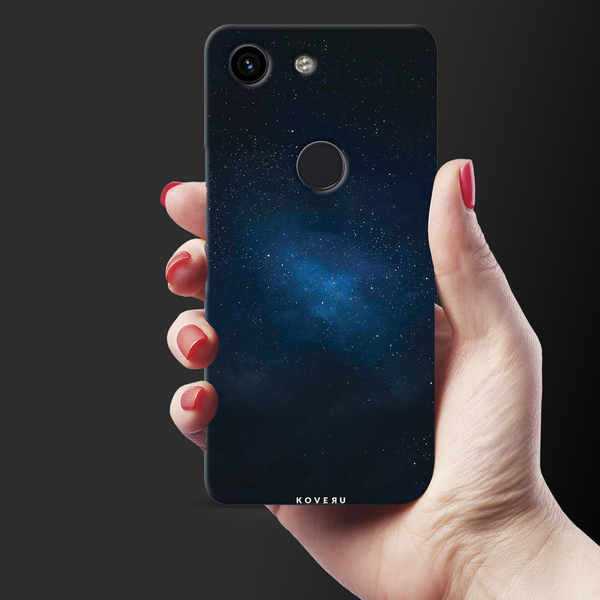Glowing Stars Cover Case for Google Pixel 3A
