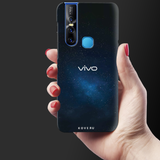 Glowing Stars Cover Case for Vivo V15