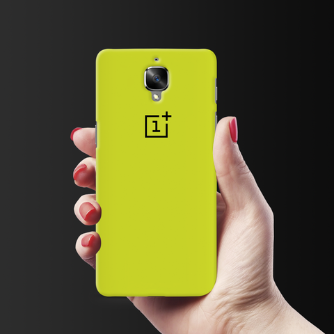 Neon Back Cover Case For OnePlus 3/3T