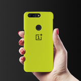 Neon Back Cover Case For OnePlus 5T