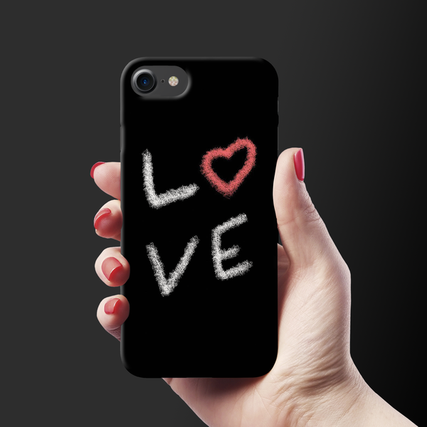 Love all Around Cover Case for iPhone 7/8