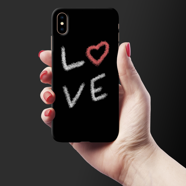Love all Around Cover Case for  iPhone XS Max