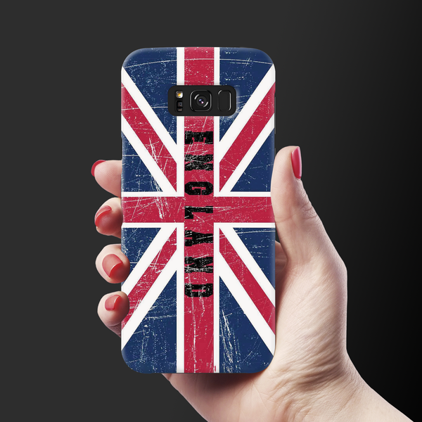 England Cover Case for Samsung Galaxy S8