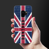 England Cover Case for Samsung Galaxy S9