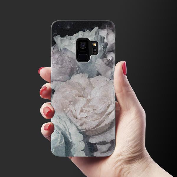 Vintage Floral Case Cover for Samsung Galaxy S9