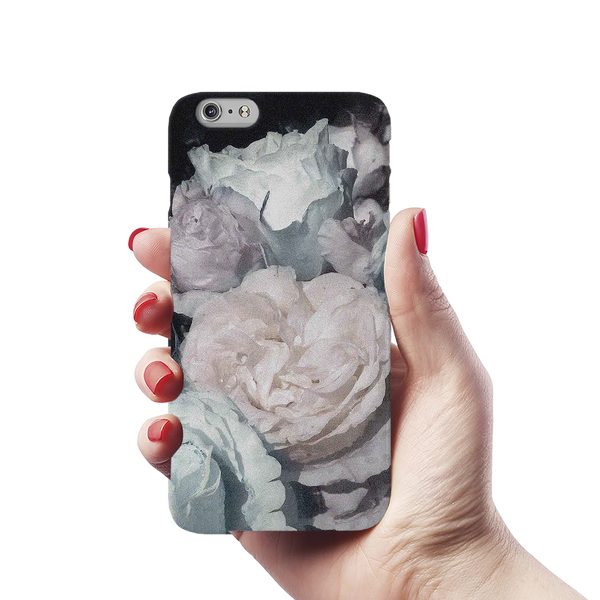 Vintage Floral Case Cover for iPhone 6/6S Plus