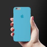 Sky Blue Cover Case For iPhone 6/6S Plus