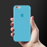 Sky Blue Cover Case For iPhone 6/6S