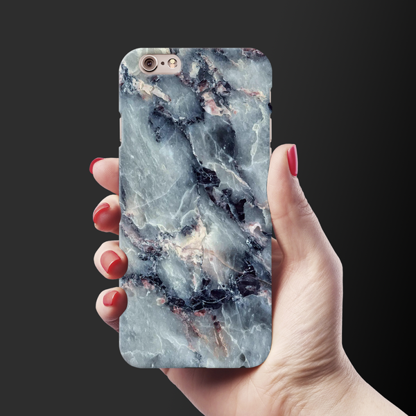 Blue Marble Cover Case For iPhone 6/6S