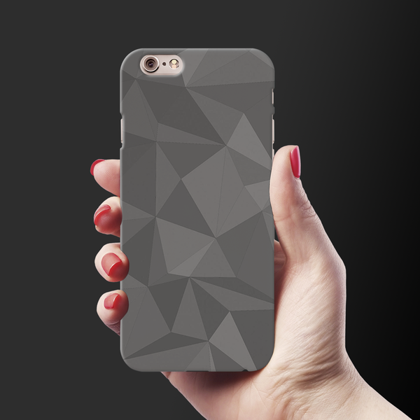 Polygon Edges Cover Case for iPhone 6/6S