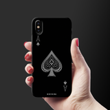 Ace cards Cover Case for iPhone XS