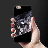 Black Splash Cover Case For iPhone 6/6S