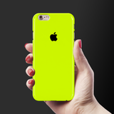 Neon Back Cover Case For iPhone 6/6S