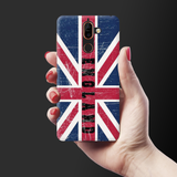 England Cover Case for Nokia 7 Plus