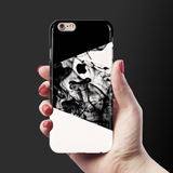 White Splash Cover Case For iPhone 6/6S