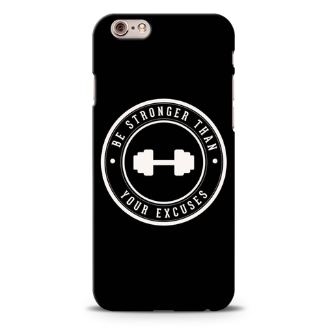 Be Strong Cover Case For iPhone 6/6S