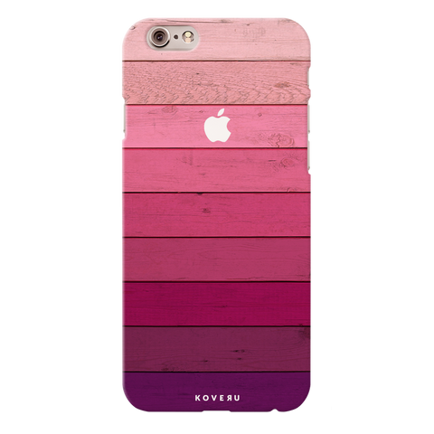 Shades of Pink Love Cover Case For iPhone 6/6S