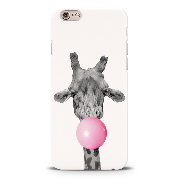 Bubble Giraffe  Cover Case For iPhone 6/6S