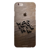 Wooden WOT Cover Case For iPhone 6/6S