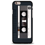 Acoustic Cassette Cover Case For iPhone 6/6S