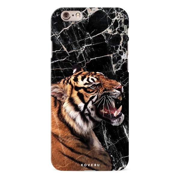 Tiger Marble Cover Case for iPhone 6/6S