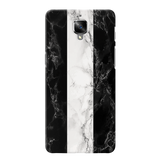 B&W Marble Stripes Cover Case For OnePlus 3/3T