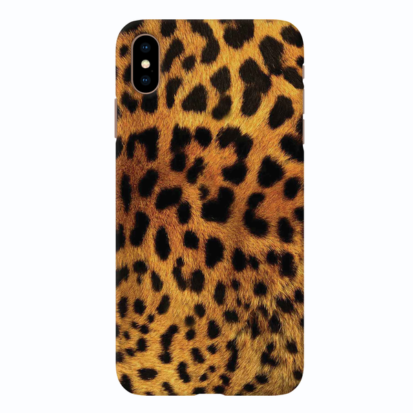 Fur Printed Cover Case For iPhone XS Max