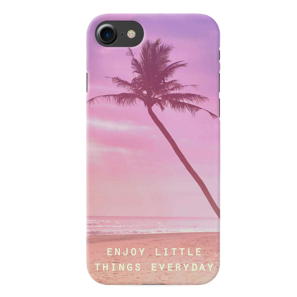 Little Beach Things Cover Case For iPhone 7/8