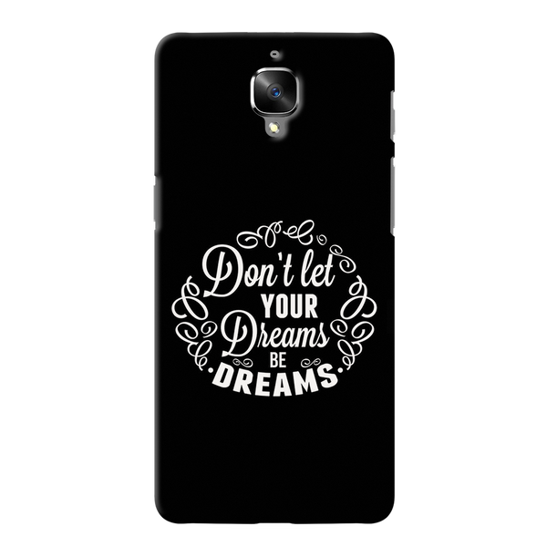 Dreams Cover Case For OnePlus 3/3T