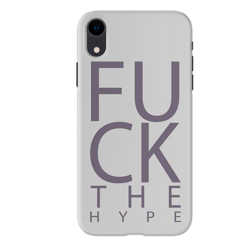 The Hype Cover Case For iPhone XR