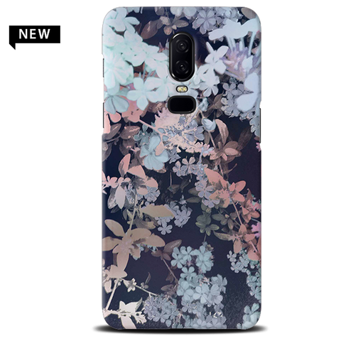 Night Flowers Case Cover for OnePlus 6