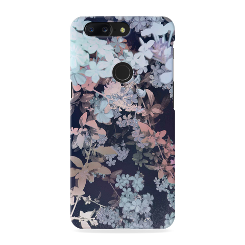 Night Flowers Case Cover for OnePlus 5T