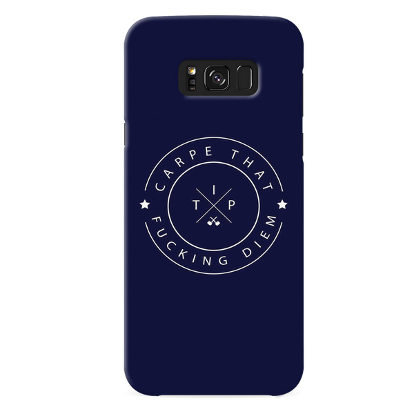 CarpeDiem Cover Case For Samsung Galaxy S8 Plus