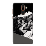 Grey Splash Cover Case For Nokia 7 PLus