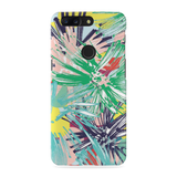 Graphic Floral Case Cover for OnePlus 5T