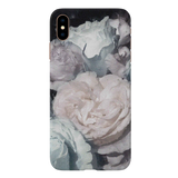 Vintage Floral Case Cover for iPhone XS Max