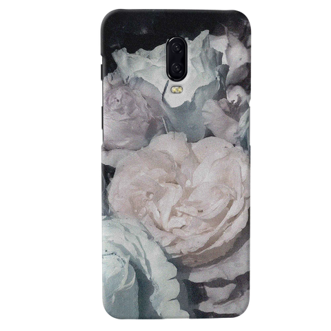Vintage Floral Case Cover for OnePlus 6T