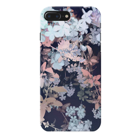Night Flowers Case Cover for iPhone 7/8 Plus
