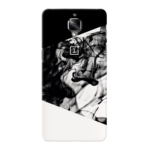 White Splash Cover Case For OnePlus 3/3T