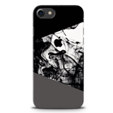 Grey Splash Cover Case For iPhone 7/8