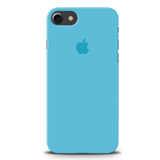 Sky Blue Cover Case For iPhone 7/8