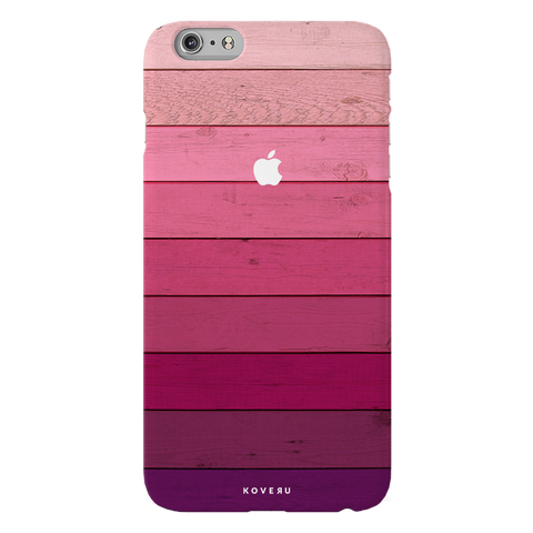 Shades of Pink Love Cover Case For iPhone 6/6S Plus